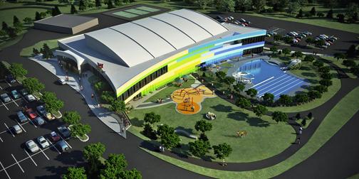 Quispamsis   Quispamsis Memorial Arena - Quispamsis